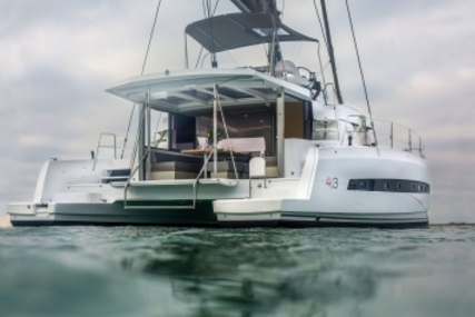 Bali Catamarans 4.3 for sale in Croatia for €565,000 (£483,307)