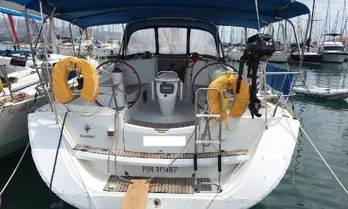 Image of Jeanneau Sun Odyssey 42i for sale in Greece for €79,000 (£67,250) Corfu, , Greece