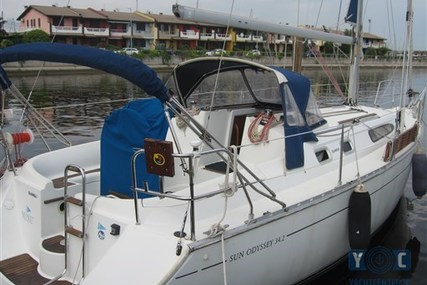 Jeanneau Sun Odyssey 34.2 for sale in Italy for €49,000 (£42,922)