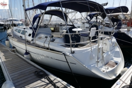 Jeanneau Sun Odyssey 40.3 for sale in France for €80,000 (£69,560)