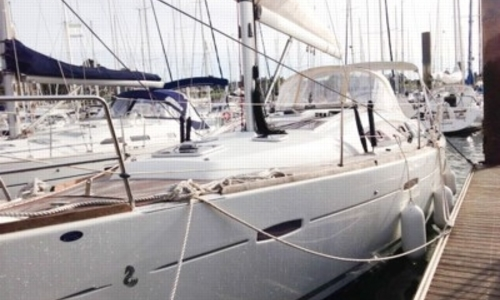 Image of Beneteau Oceanis 40 for sale in France for €115,000 (£99,400) LE CROUESTY, France