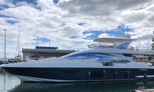 Image of Azimut Yachts 80 for sale in  for €2,950,000 (£2,604,190) Italy,