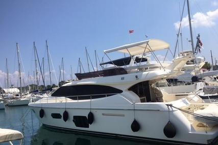 Ferretti 57 for sale in Greece for €780,000 (£703,755)