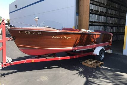 Chris-Craft 17 Sport Utility for sale in United States of America for $19,000 (£14,644)