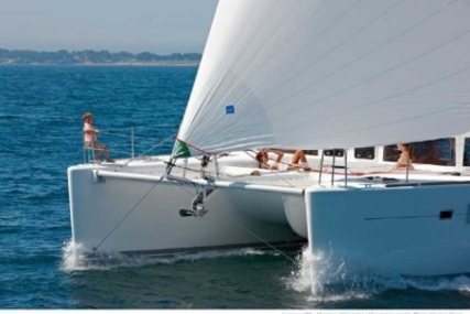Lagoon 450 for sale in France for €330,000 (£296,435)