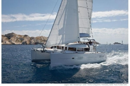 Lagoon 400 for sale in France for €220,000 (£198,495)