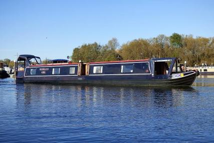 Narrowboat 58' Canalcraft JD Boat Services for sale in United Kingdom for £39,500