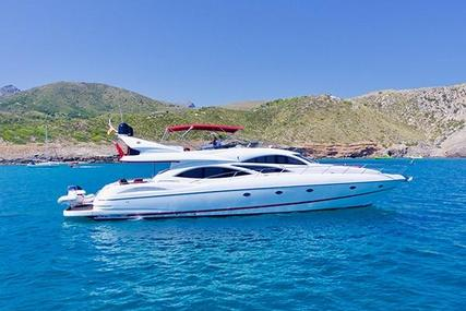 Sunseeker Manhattan 74 for sale in Spain for £595,950