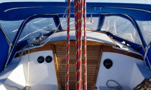 Image of Catalina 30 for sale in United States of America for $9,500 (£7,400) New Shoreham, Rhode Island, United States of America