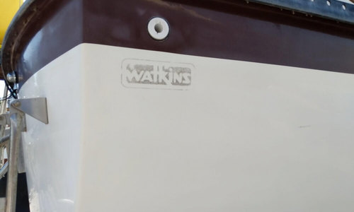 Image of Watkins 25 for sale in United States of America for $7,900 (£6,202) Hayes, Virginia, United States of America