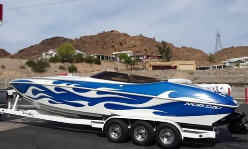Image of Nordic Boats Heat 28 Mid-Cabin for sale in United States of America for $84,000 (£60,714) Goodyear, Arizona, United States of America