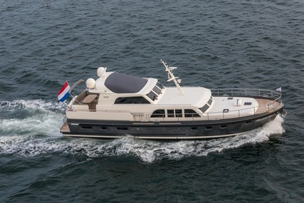 "Linssen Grand Sturdy 590 AC Variotop ""Stabilizers"" for sale in Netherlands for €1,575,000 (£1,353,395)"