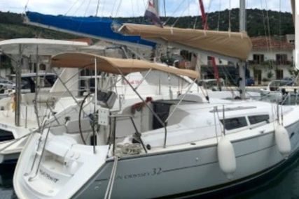 Jeanneau Sun Odyssey 32 for sale in Croatia for €42,000 (£36,790)