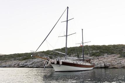 Custom 19m Gulet for sale in Turkey for €225,000 (£198,994)