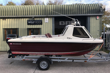 Warrior 165 Pro Angler for sale in United Kingdom for £10,995