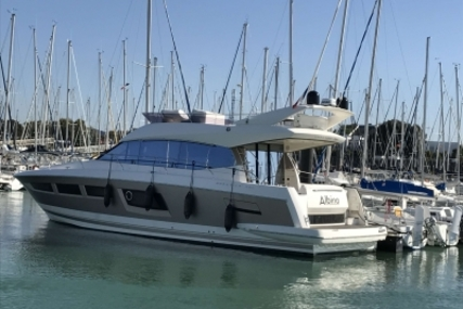 Prestige 500 for sale in France for €410,000 (£359,022)