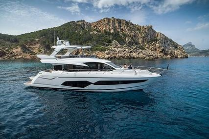Sunseeker Manhattan 66 for sale in Spain for £1,975,000