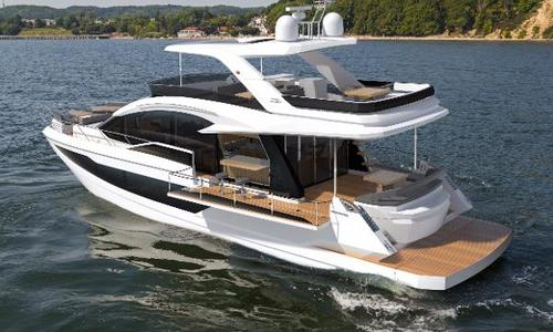 Image of Galeon 640 Fly for sale in United Kingdom for P.O.A. Southampton, United Kingdom