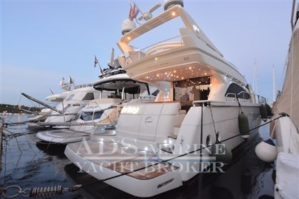 Dominator 620 S for sale in Croatia for €847,000 (£759,750)