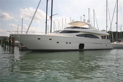 Ferretti 830 for sale in Croatia for €1,950,000 (£1,734,443)