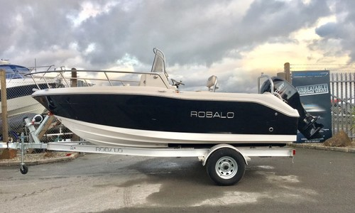 Image of Robalo Centre console R180 for sale in United Kingdom for £35,995 United Kingdom