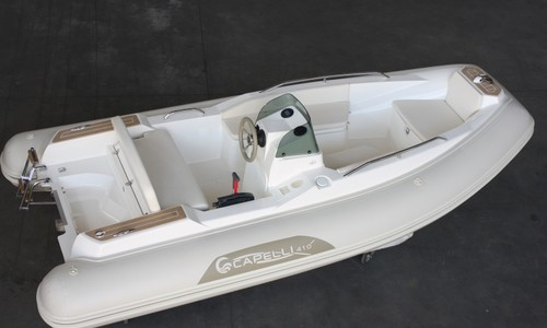 Image of Capelli Tender line Tempest 410 yacht for sale in United Kingdom for £21,995 United Kingdom