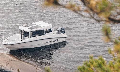 Image of Finnmaster Cabin P6 for sale in United Kingdom for £50,157 United Kingdom
