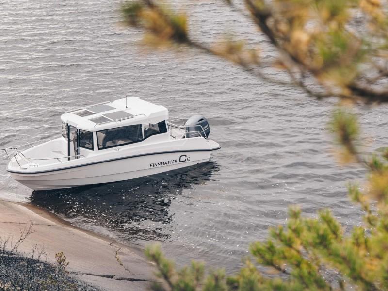 Finnmaster Cabin P6 for sale in United Kingdom for £45,695