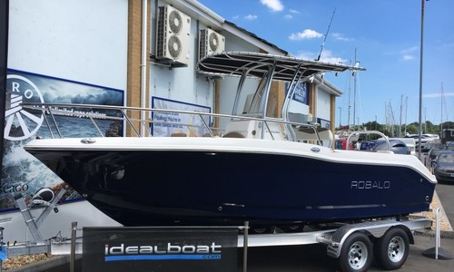 Image of Robalo Centre console R200 explorer for sale in United Kingdom for £73,995 United Kingdom