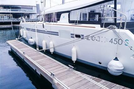 Lagoon 450 SporTop for sale in Spain for €435,000 (£390,755)