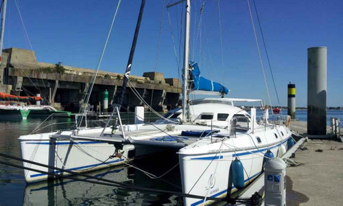Image of Outremer (FR) 45 for sale in New Zealand for €280,000 (£256,657) New Zealand