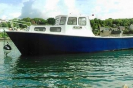 Custom Steel CUSTOMBUILT STEEL 26 WORK BOAT for sale in United Kingdom for £9,950