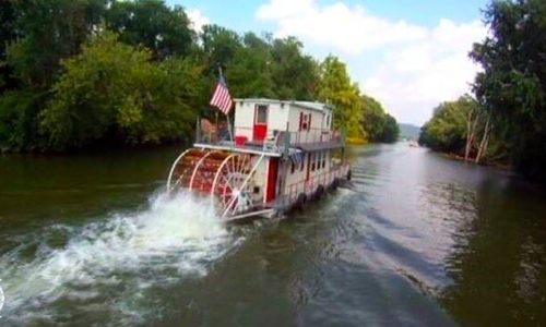 Image of Custom 56' Sternwheeler for sale in United States of America for $85,250 (£61,118) New Martinsville, West Virginia, United States of America