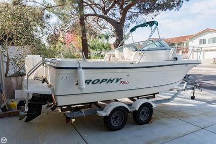 Trophy Pro 2052 for sale in United States of America for $15,000 (£11,675)