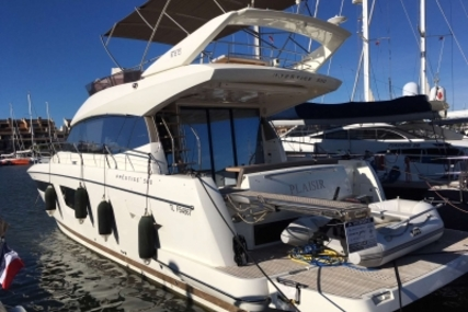 Prestige 500 for sale in France for €700,000 (£631,575)
