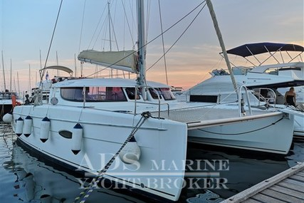 Fountaine Pajot Lipari 41 for sale in Croatia for €189,000 (£170,525)