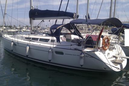 Jeanneau Sun Odyssey 42i for sale in Spain for €120,000 (£105,116)