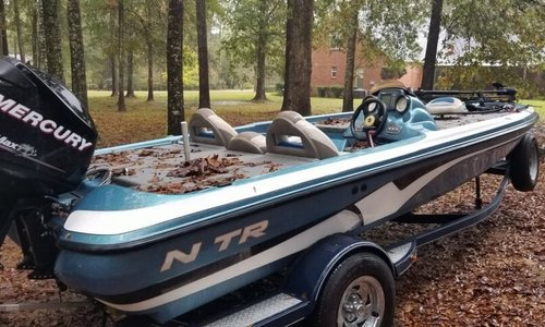 Image of Nitro 482 for sale in United States of America for $15,500 (£12,056) Summit, Mississippi, United States of America