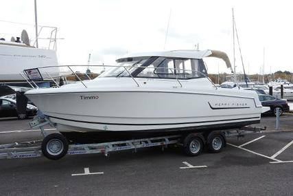 Jeanneau Merry Fisher 755 Marlin for sale in United Kingdom for £43,950