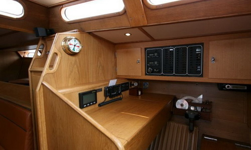 Image of Fassmer Glacer 56 3-Master for sale in Germany for €195,000 (£169,552) Germany