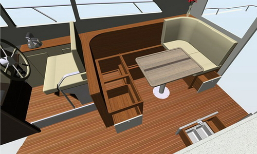 Image of Classic Cruiser 46 for sale in Germany for €550,000 (£489,202) Germany