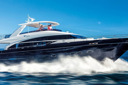 Princess 95 for sale in Ukraine for €2,700,000 (£2,389,486)