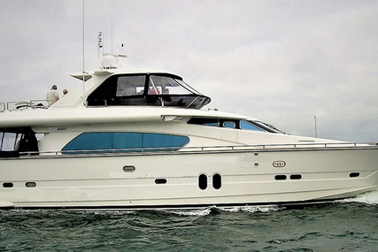 Elegance Yachts 72 for sale in Italy for €875,000 (£772,443)