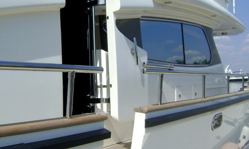 Image of Elegance Yachts 64 Garage Stabi's for sale in Russia for €650,000 (£577,968) Ostsee , Russia