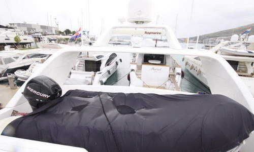 Image of Zodiac YL 340 R for sale in Germany for €2,000 (£1,770) Germany