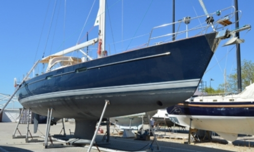 Image of Beneteau 57 Shallow Draft for sale in Portugal for €345,000 (£301,026) LISBON, Portugal