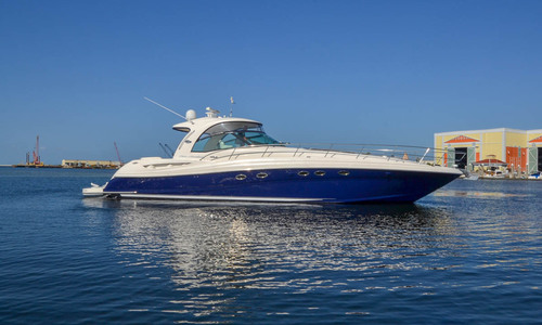 Image of Sea Ray 500 Sundancer for sale in United States of America for $339,900 (£263,959) Tampa, Florida, United States of America