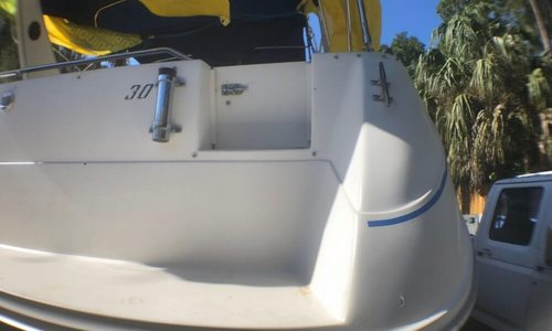 Image of Sea Ray 300 Sundancer for sale in United States of America for $40,000 (£28,687) North Fort Myers, Florida, United States of America