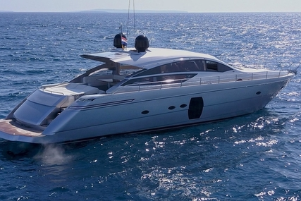 Pershing 64 for sale in Italy for €960,000 (£847,480)