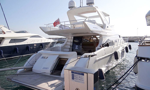 Image of Azimut Yachts 64 for sale in  for €1,350,000 (£1,182,551) Spain,